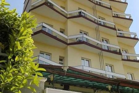 Hotel Royal Pig– Pesaro Plná penze