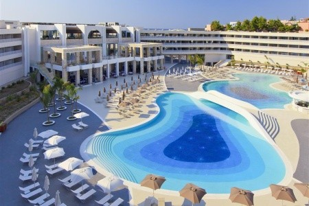 Andriana Princess Resort And Spa, Řecko, Rhodos
