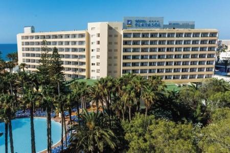 Playasol Spa - v září