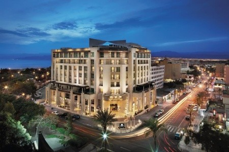 Double Tree Aqaba Hilton - super last minute