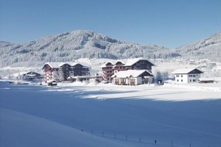 Vitalhotel Gosau, Gosau, Rakousko, Dachstein West