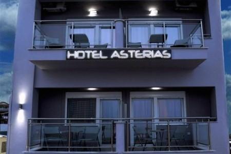 Asterias - v srpnu