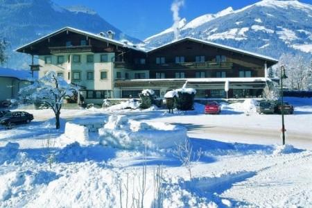 Hotel Stanhof - v listopadu