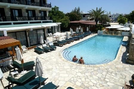 Dionysos Central Hotel Plná penze
