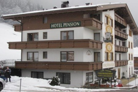 Hotel Eberl Polopenze