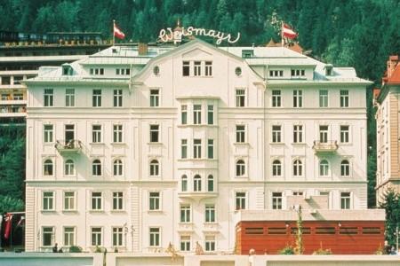 Hotel Weismayr S Bazénem – Bad Gastein Léto All Inclusive
