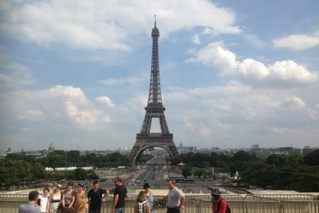 Paříž pro milovníky historie a umění Bez stravy