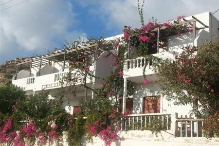 Štúdiá Sun Week Řecko Karpathos last minute, dovolená, zájezdy 2017