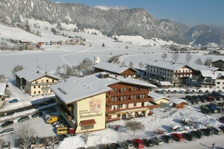 Hotel Brandauerhof Polopenze