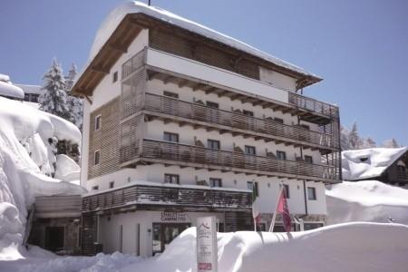 Hotel Chalet Caminetto Itálie Monte Bondone last minute