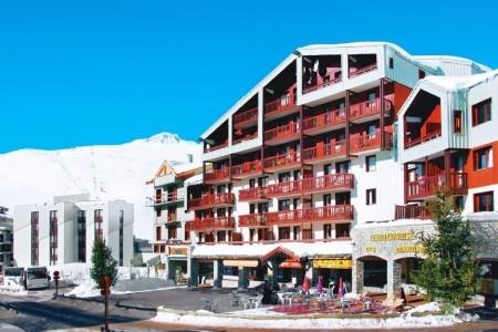 Apartmány Belambra Le Borsat Iv