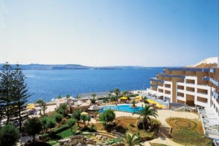 Malta - Bugibba a Qawra / Dolmen Resort Hotel