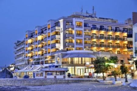 Malta - ostrov Gozo / Calypso Hotel
