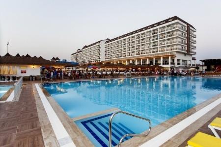 Eftalia Splash Resort - v květnu