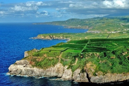 Azory - kombinace 3 ostrovů - Portugalsko  v dubnu