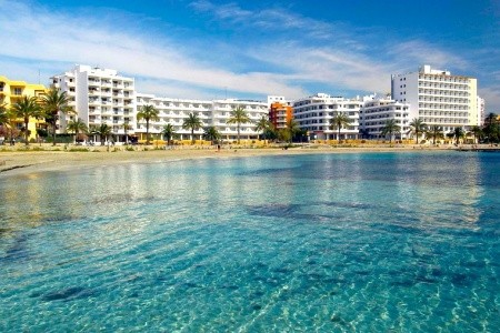 Apartamenty Mar Y Playa I - v září