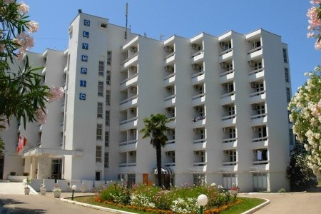 Hotel Olympic All Inclusive Club - Dotované Pobyty 50+ Light All inclusive