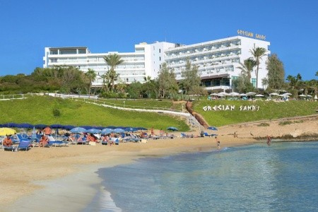 Hotel Grecian Sands - first minute