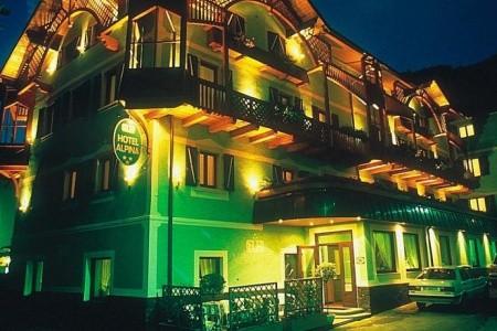 Hotel Alpina Pig- Pinzolo, Itálie, Madonna di Campiglio / Pinzolo