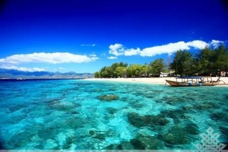 Ostrov Bohů Bali A Korálové Ostrovy Gili