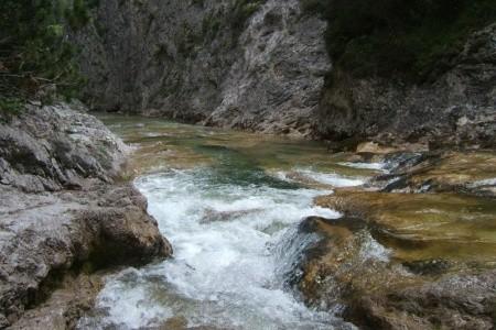 Soutěsky A Vodopády Ötcheru Bez stravy