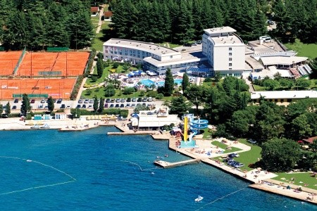 Chorvatsko - Poreč / Hotel Laguna Park