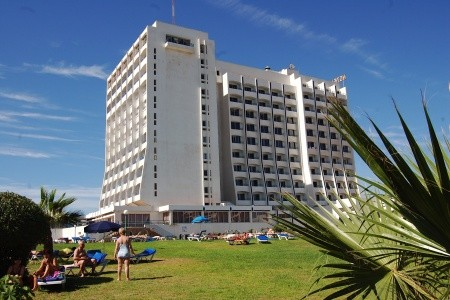 Hotel Anezi - letecky