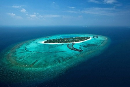 Sun Siyam Iru Fushi, Maledivy,