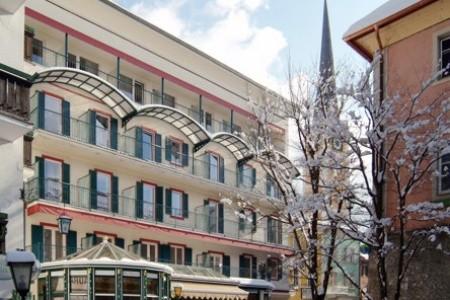 Hotel Das Moser S Bazénem – Bad Hofgastein