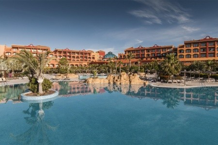 Sheraton Fuerteventura Beach, Golf & Spa Resort - v prosinci