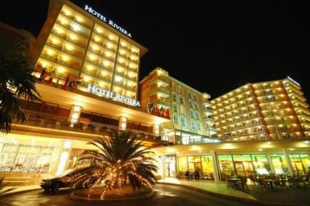 Hotel Riviera: Rekreační Pobyt 5 Nocí - hotel