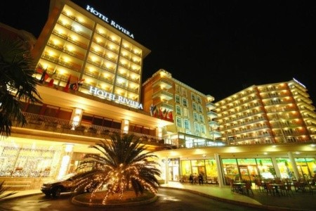 Hotel Riviera - v červenci