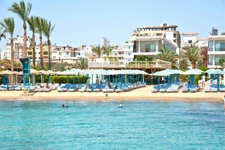 Hotel Minamark Beach Resort - Egypt  letecky