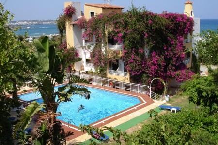 Iliostasi Beach Apartments - v září