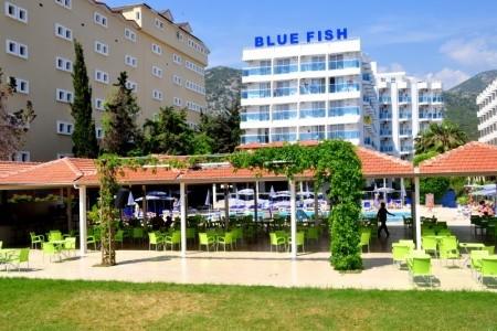 Blue Fish Hotel - v srpnu