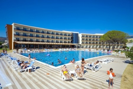 Funtazie Klub Gümüldür Resort Turecko Egejská Riviéra last minute, dovolená, zájezdy 2015