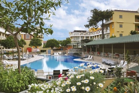 Hotel Tu Casa Gelidonya - All Inclusive
