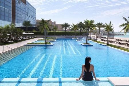 Fairmont Bab Al Bahr - Spojené arabské emiráty na jaře