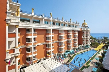 Antique Roman Palace - ultra all inclusive