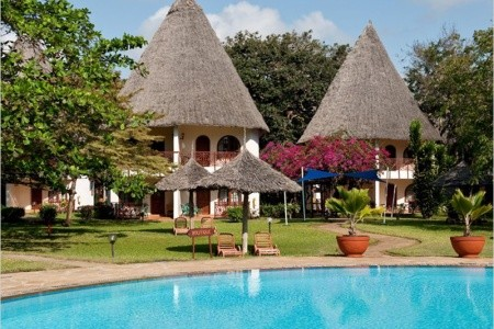Neptune Village Beach Resort & Spa 4* - All Inclus - Mombasa - Keňa