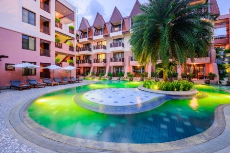 Seaview Patong - super last minute