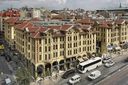Hotel Crown Plaza Istanbul Old City - Last Minute