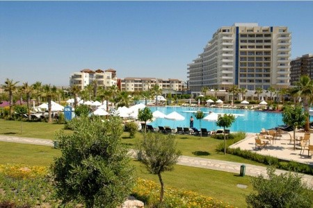Barut Hotels Lara Resort Spa And Suites - hotely