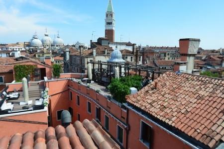 Splendid Venice Snídaně