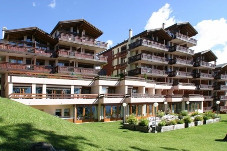 Aparthotel HELVETIA INTERGOLF