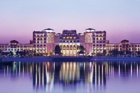 Spojené arabské emiráty - Abu Dhabi / Shangri-La Hotel Qaryat Al Beri, Abu Dhabi