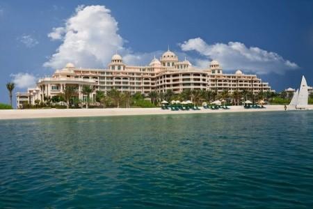 Emerald Palace Kempinski Dubai - plná penze