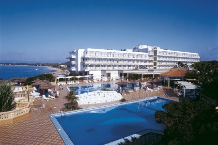 Insotel Formentera Playa - letecky all inclusive