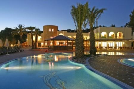 Tui Sensatori Resort Ibiza - v září
