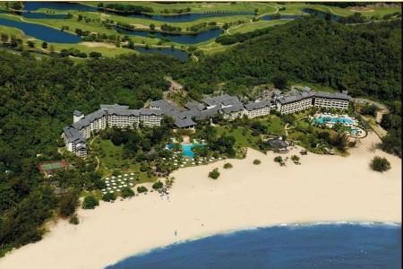 Shangri-La´s Rasa Ria Resort Snídaně